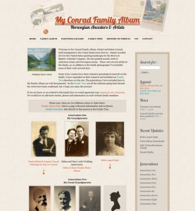 Conrad Family Album