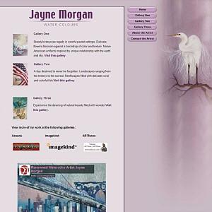 Jayne Morgan, Artist