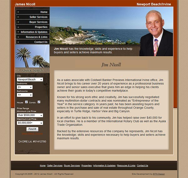 Jim Nicoll Real Estate