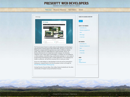 Prescott Web Developers