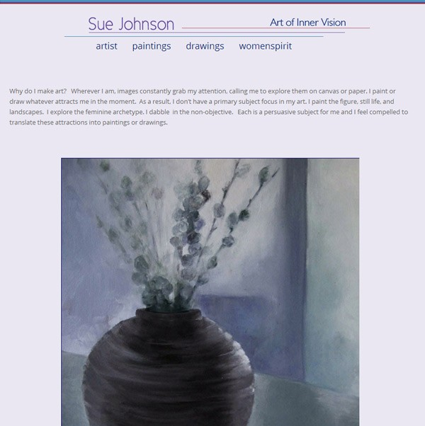 Sue Johnson Artist